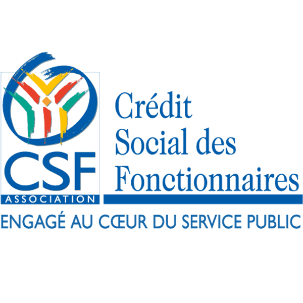 credit social des fonctionnaires logo