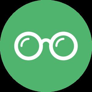 lunettes de vue icônes