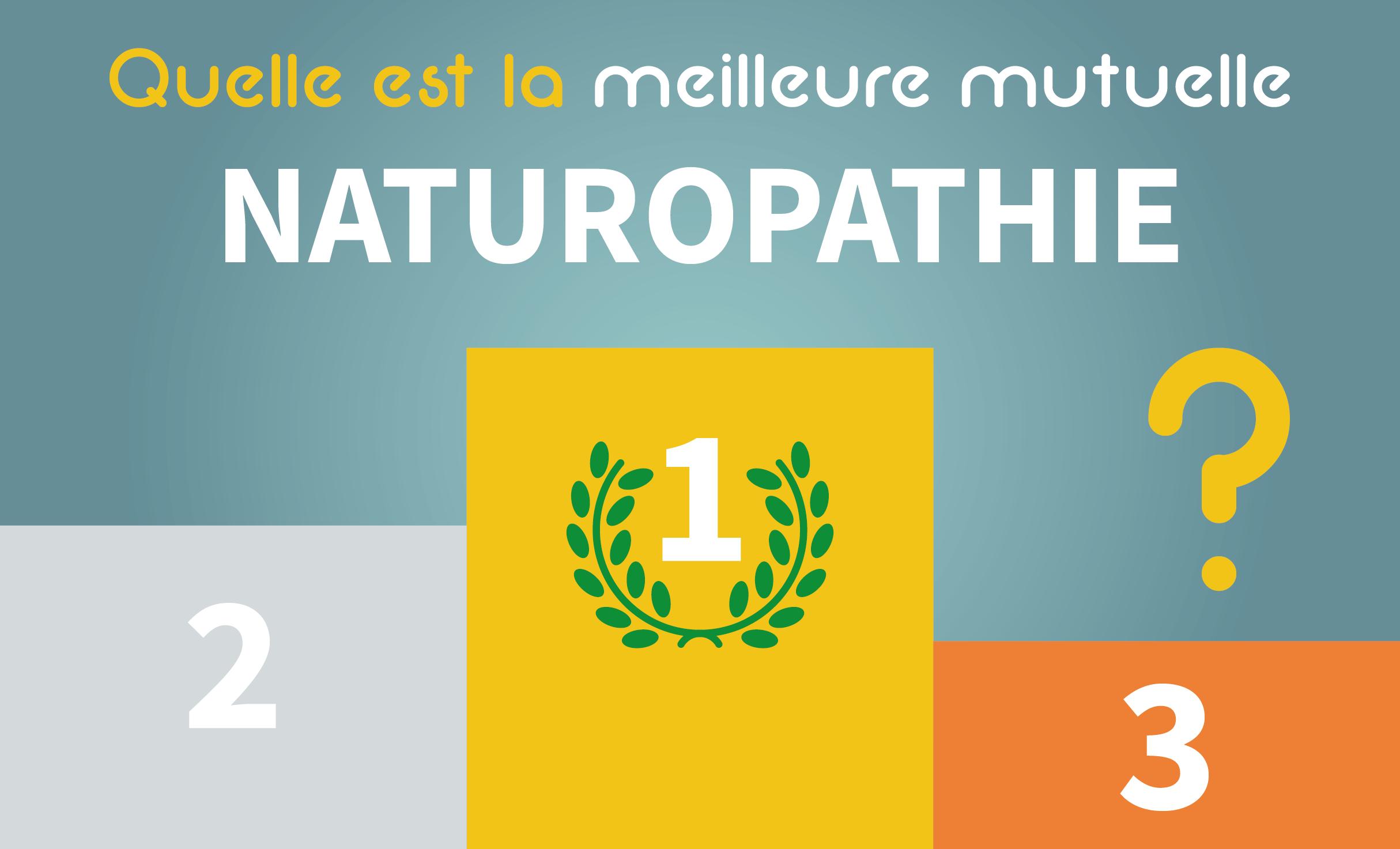 Faites votre propre classement des meilleures mutuelles pour la pratique de la naturopathie