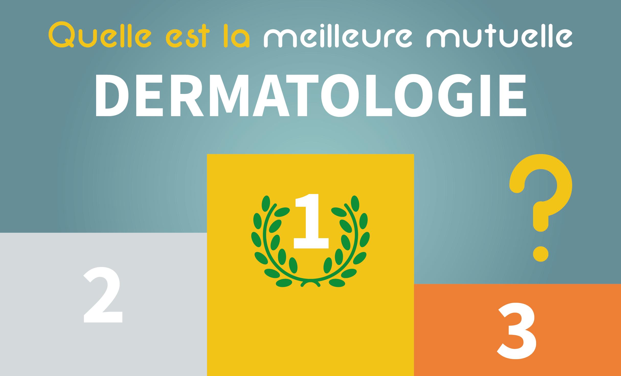 Quelle est la meilleure mutuelle dermatologie ?