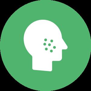 dermatologie icône