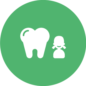 orthodontie enfant icône